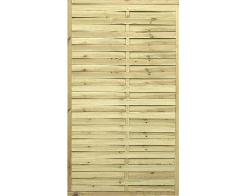 Panneau en bois tressé 100x180cm, imprégné en autoclave