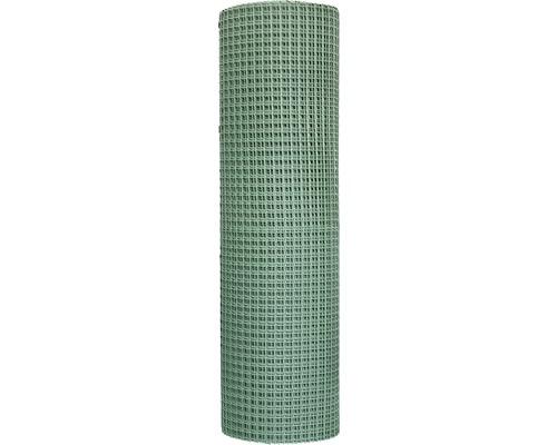 Bâche carrée maillage 2cm marchandise au mètre 100cm, vert