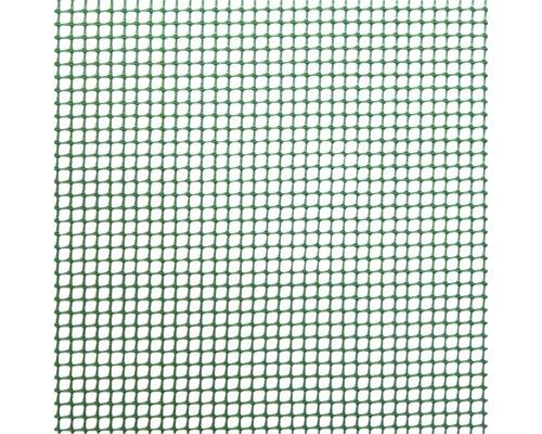 Bâche carrée maillage 0.5cm marchandise au mètre 100cm, vert