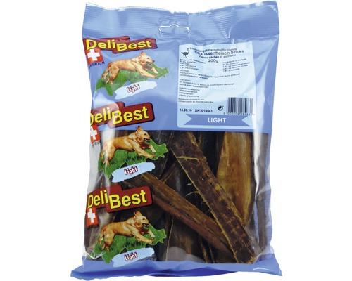Delibest viande d''autruche Sticks 200 g