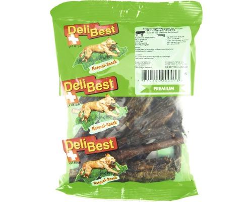Delibest Sticks de viande de boeuf 200 g