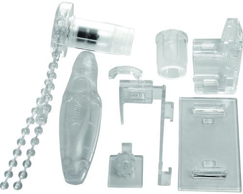 Kit de fixation latérale pour stores