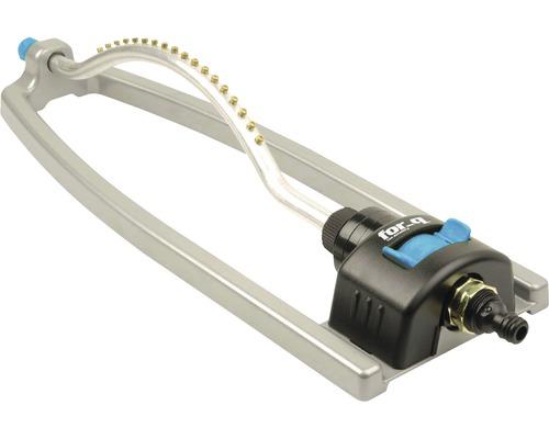 Arroseur rectangulaire for_q avec fentes en métal