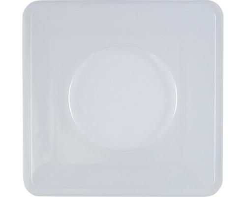Protection de papiers peints 1 poste transparent carré 2 pièces