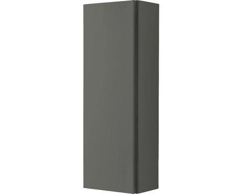 Meuble suspendu Baden Haus Eden largeur 20 cm gris taupe mat livré déjà monté 53140