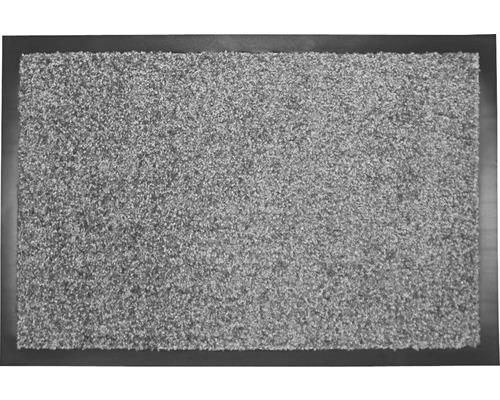 Paillasson Clean Twist gris 90x150 cm
