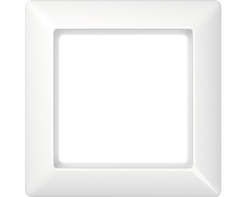 Plaque simple Jung AS 581 WW blanc alpin