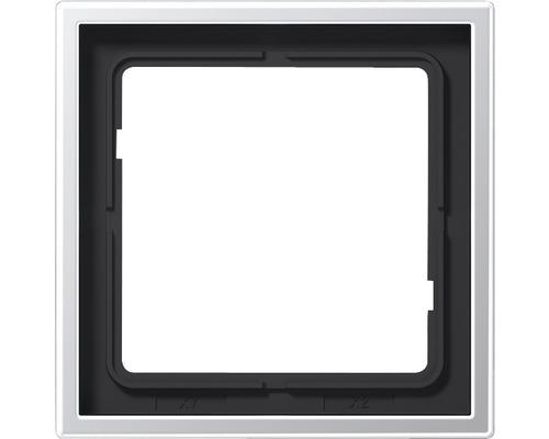Plaque simple Jung AL 2981 aluminium