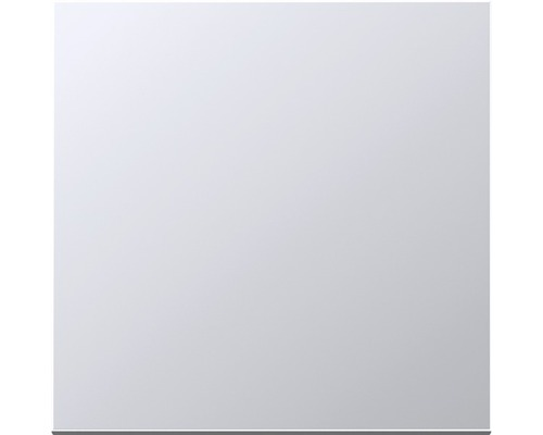 Bascule universelle d''interrupteur Jung LS990 AL 2990 WW aluminium