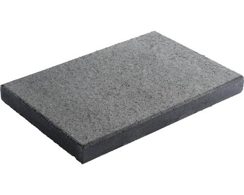 Dessus de muret Bellamur anthracite 50x35x5 cm