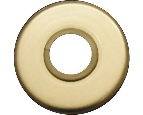 Rosace ovale Ø 50 mm alu F4