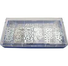 Assortiment de vis filetées galvanisées 285 pièces-thumb-0