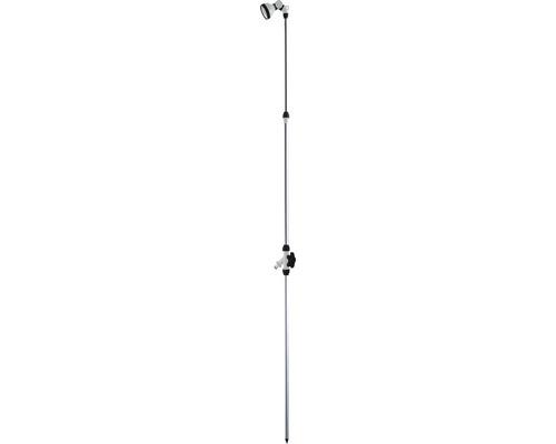Douche de jardin for_q, télescopique 165-215 cm