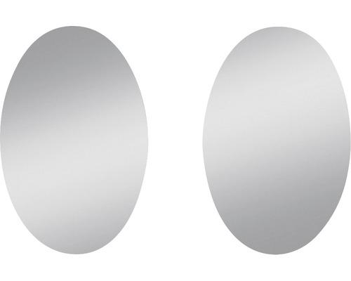 Spiegelfliese 2er Set Bine 1