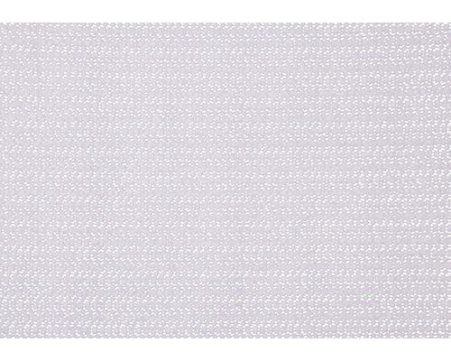 Tapis antidérapant blanc 50 x 150 cm