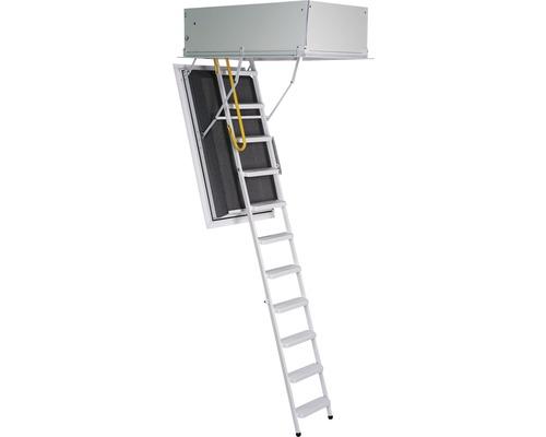 Escalier escamotable Arctic Fire résistant au feu 110x70cm