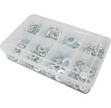 Kit de rondelles galvanisées 250 pièces-thumb-1
