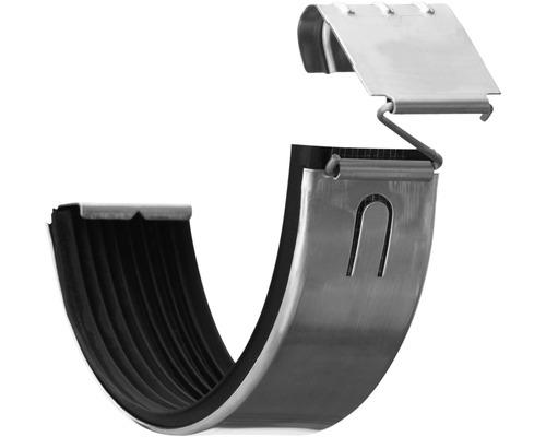 Connecteur de gouttière zinc pour gouttière diamètre nominal 127mm taille 280