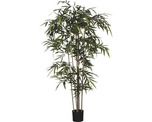 Plante artificielle bambou hauteur 180 cm vert hornbach for Plantes artificielles bambou