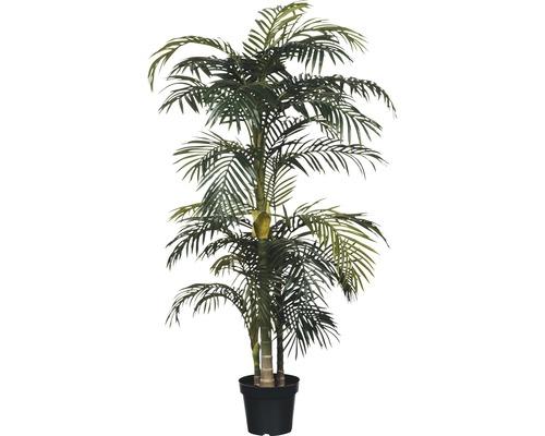 Palmier artificiel Areca golden Cane, hauteur 190 cm, vert
