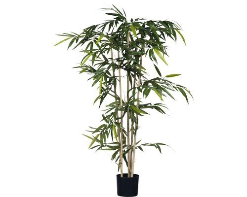 Plante artificielle bambou hauteur 150 cm, vert