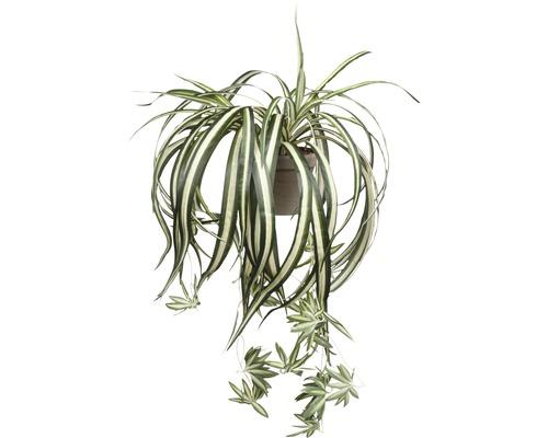 Plante artificielle Chlorophytum, vert