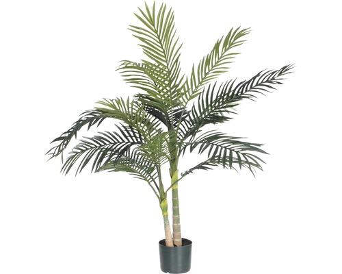 Palmier artificiel Palmier Areca golden Cane, vert