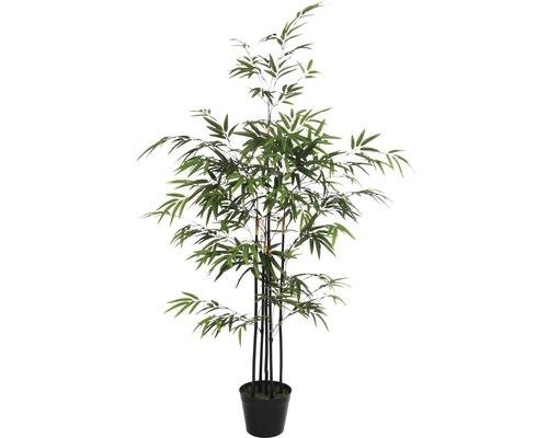 Plante artificielle bambou hauteur 120 cm, vert