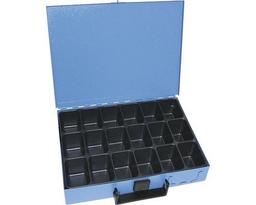 Boîte à assortiment Dresselhaus 18 compartiments