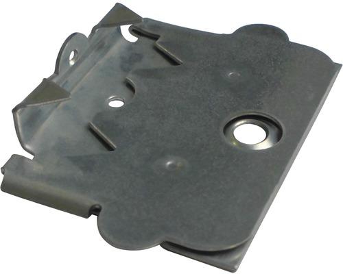 Griffe d''extrémité avec attache réversible détachable Pack = 10 unités