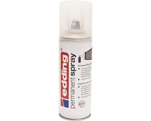 Apprêt pour plastique Spray edding incolore 200 ml