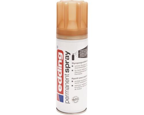 Sous-couche polystyrène Spray edding marron 200ml