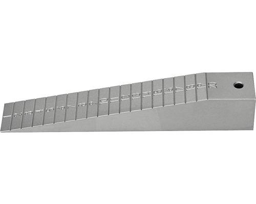 Cale de mesure aluminium