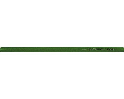 Maurerbleistift Lyra grün