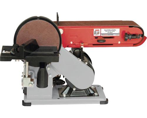 Ponceuse à bande / Ponceuse à disque Holzmann BT46ECO 230V avec accessoires