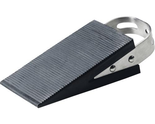 Cale en caoutchouc 1-35 mm avec poignée en acier inoxydable