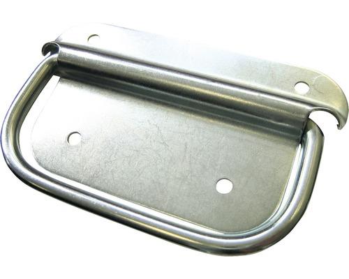 Poignée pour caisse, galvanisée 62x97 mm, 10 pièces
