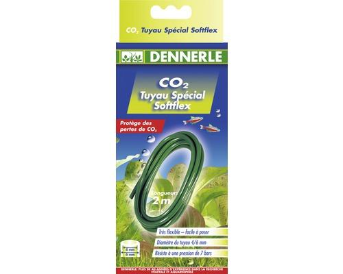 Tuyau spécial CO2 Dennerle Softflex 2 m