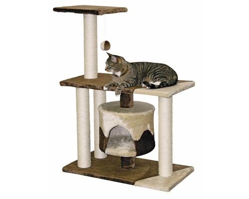 Arbre à chats Jade Pro 70x35x96cm marron
