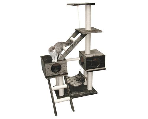 Arbre à chats KERBL Granat 70x50x150cm gris