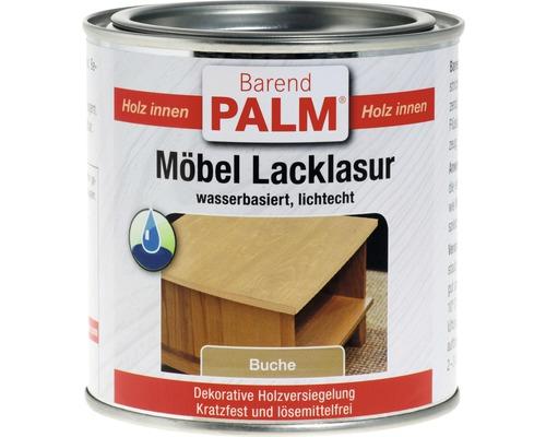 Vernis pour laque à meubles Barend Palm hêtre 375ml