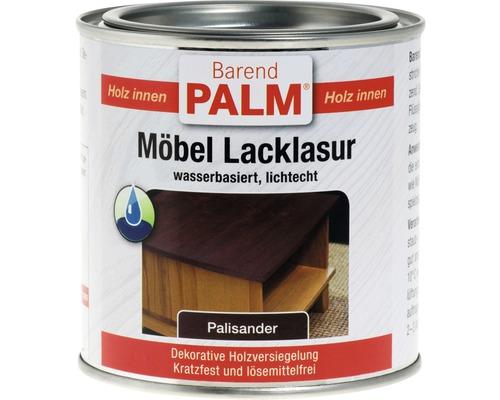 Vernis pour laque à meubles Barend Palm palissandre 375ml