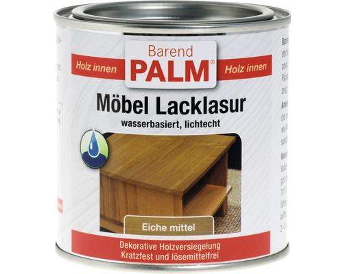 Vernis pour laque à meubles Barend Palm chêne 375ml