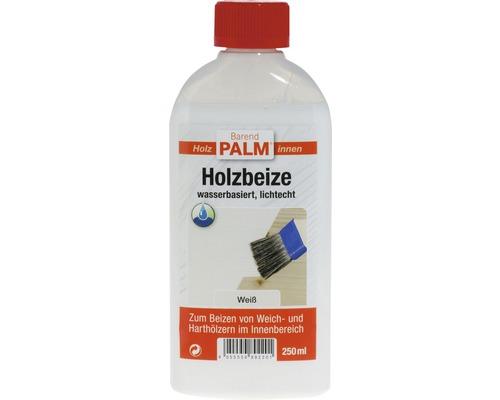 Teinture de bois Barend Palm blanc 250ml