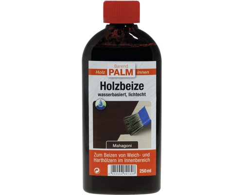Teinture pour bois Barend Palm acajou 250ml