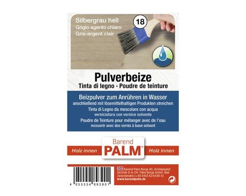 Teinture sèche Barend Palm gris argent clair 12,5g