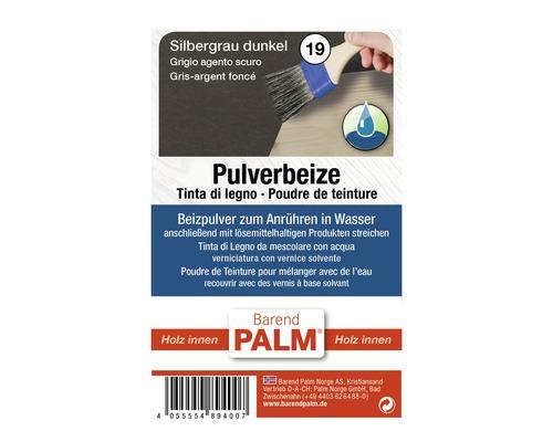 Teinture sèche Barend Palm gris argent foncé 7,5g