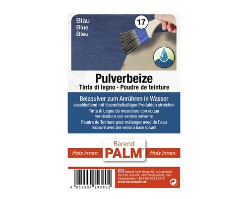 Teinture sèche Barend Palm bleu 12,5g