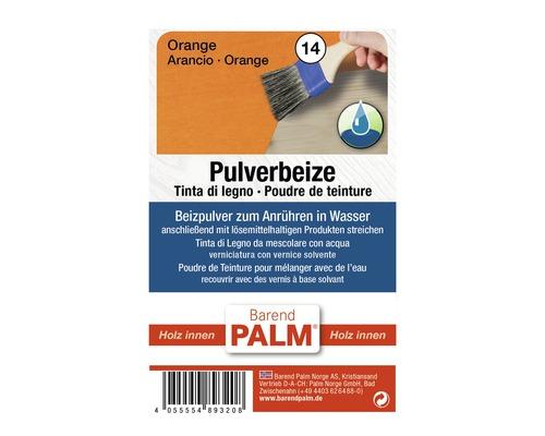 Poudre de teinture Barend Palm orange 5g