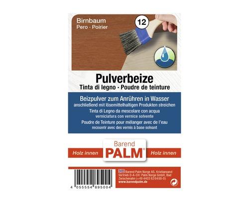 Teinture sèche Barend Palm poirier 5g